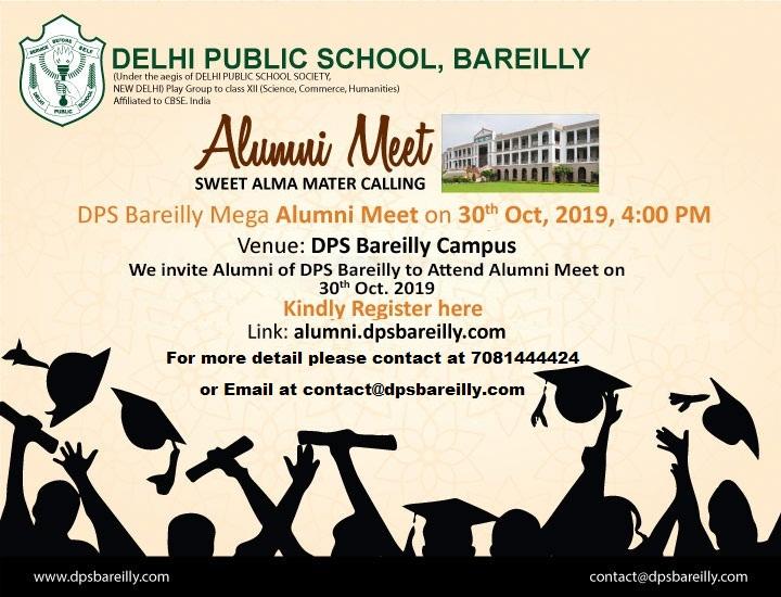 Delhi Public School Bareilly, Best CBSE School In Bareilly